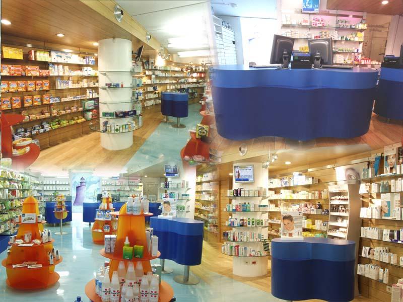 Farmacie trovate for Faro arredamenti